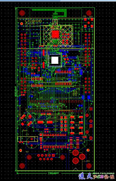 CC2420+IDT71V2