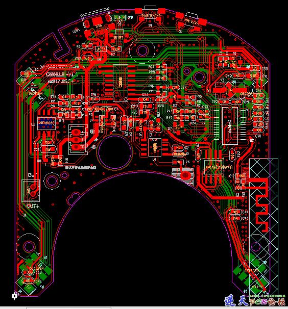 CW6611D 方案