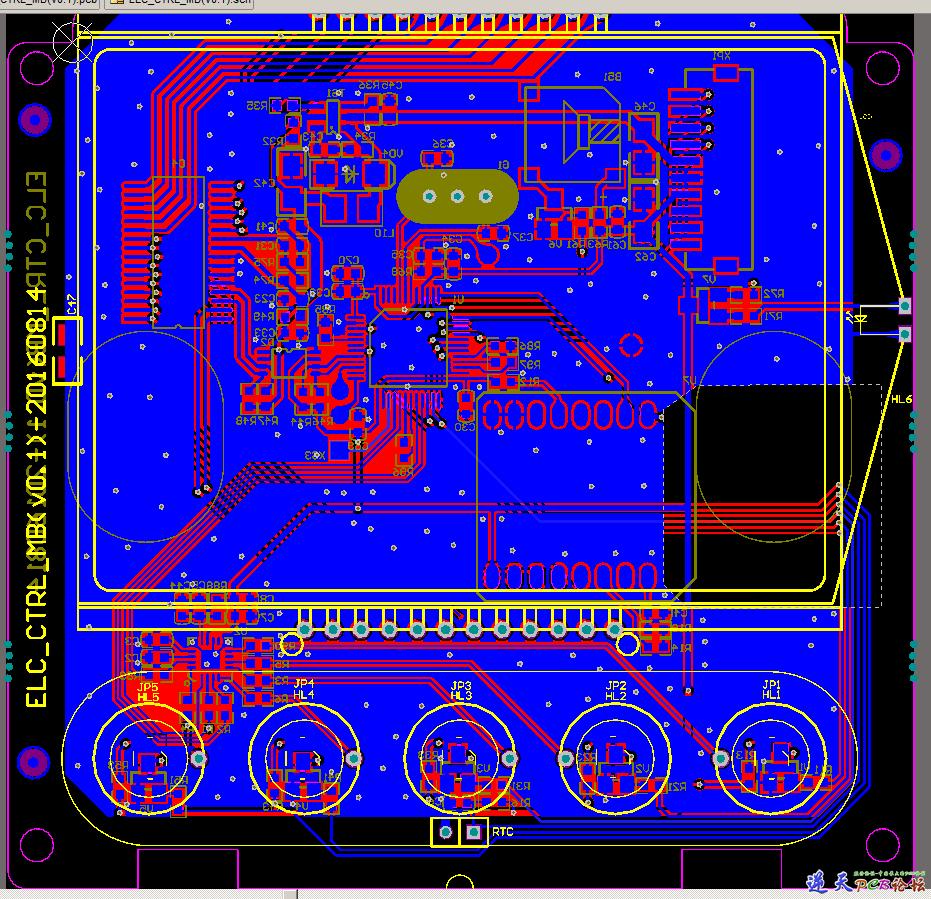智能温控器