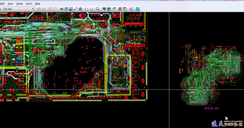 RK3288-4个DDR