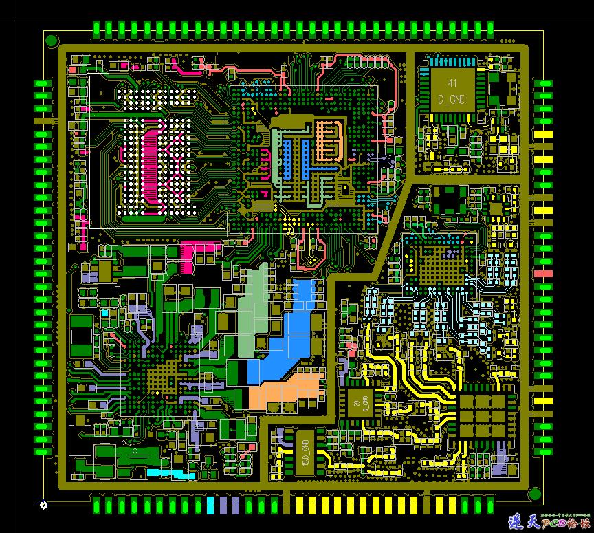 MT6735 4G模块