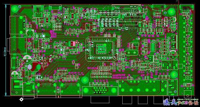 MST779 SCH PCB