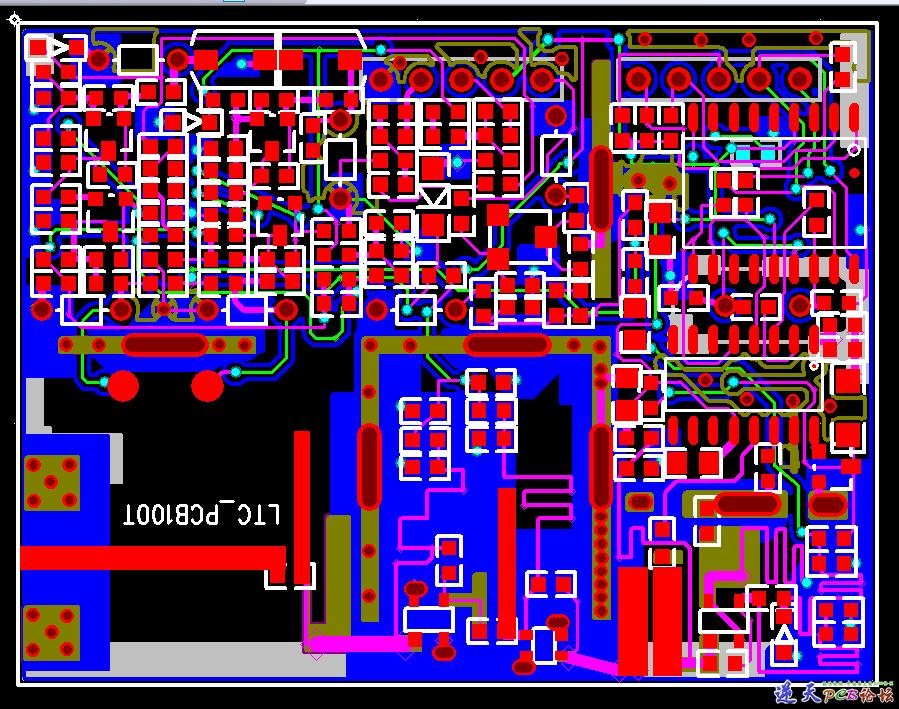 TDA9820+SL1461