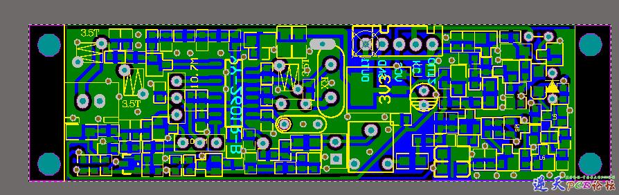 YY-2601R-B  PCB