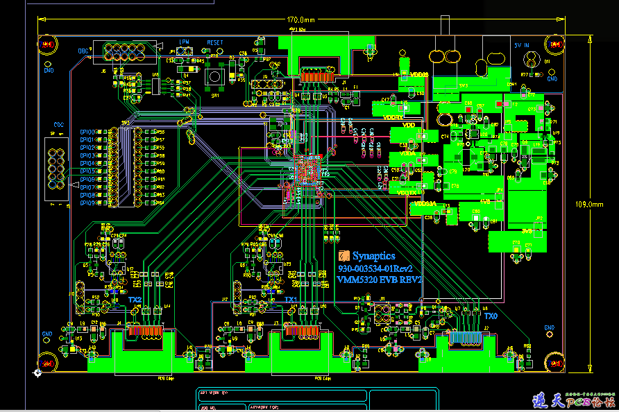 Synaptics VMM5