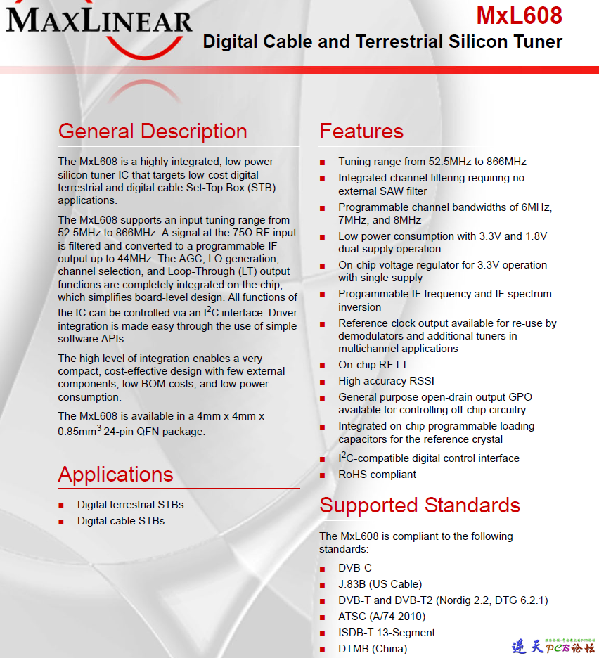 Digital Cable