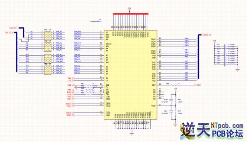电路 电路图 电子 设计 素材 原理图 500_288