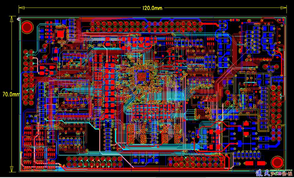 VIC6000主板