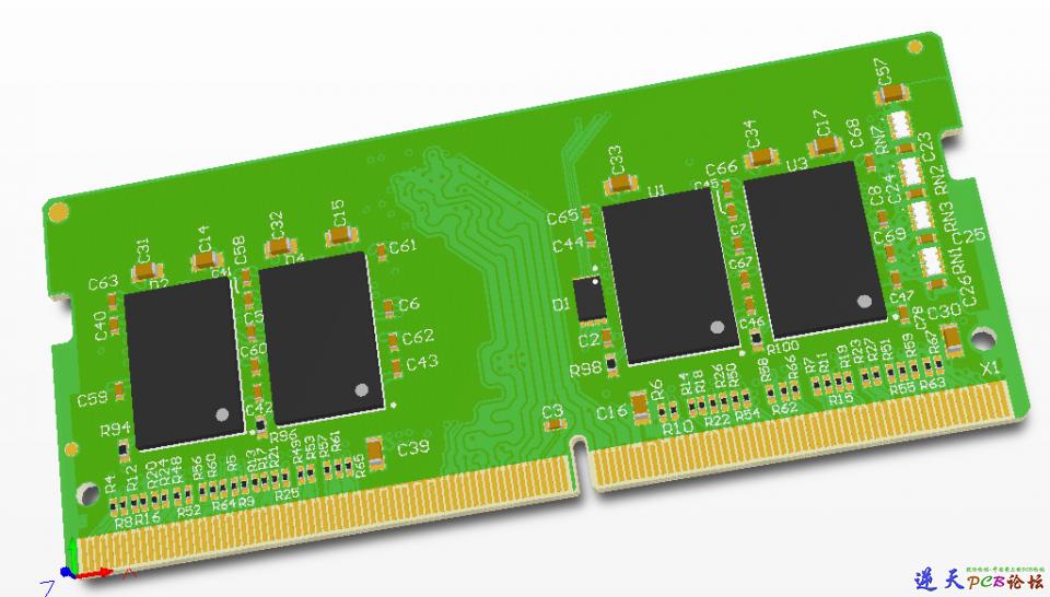 DDR4笔记本