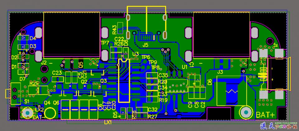 IP5306 移动