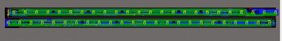 LED灯板PCB