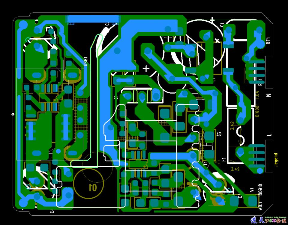 5V 2A 电源