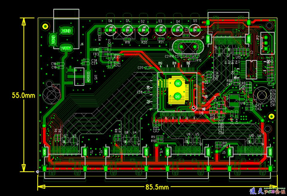 MS9334HDMI一