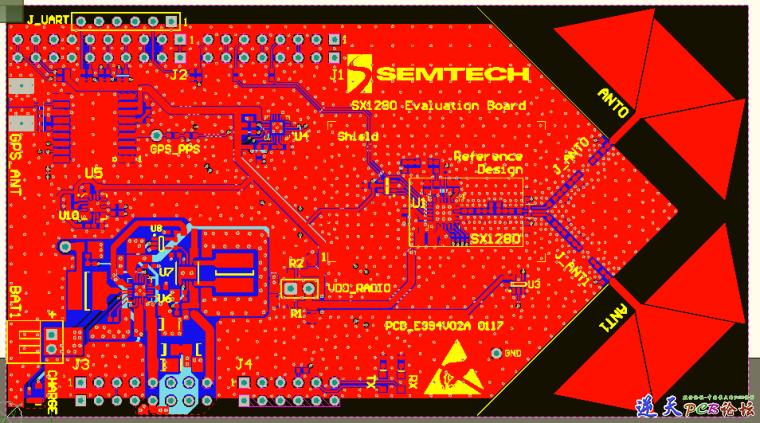 Semtech SX1280